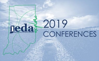 June 2019 – Indiana Economic Development Association – Explore Southern Indiana Conference, Bloomington, IN.