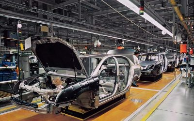 Diversification—and Survival—in the Auto Industry